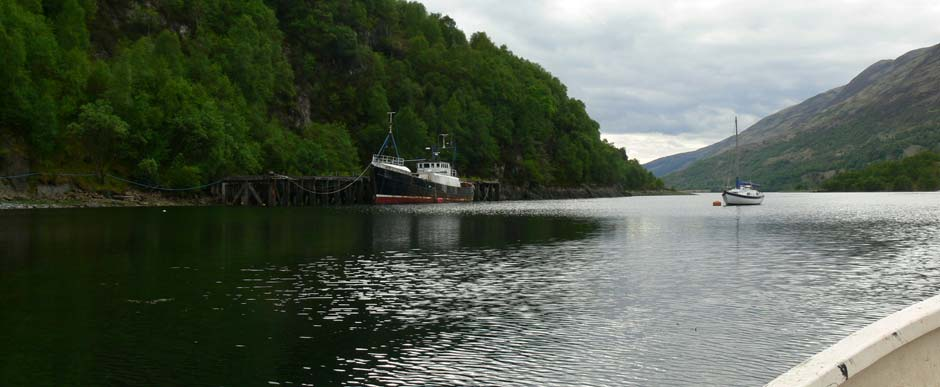 MV Dayspring   kinloch main view 3