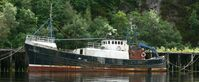 MV Dayspring   found in Kinlochleven 007